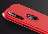 Чохол Rock Royce Series для iPhone X / XS - Red, фото 3