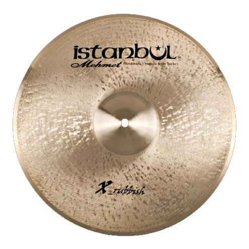 "Тарелка ""Crash"" ISTANBUL XR-C15"
