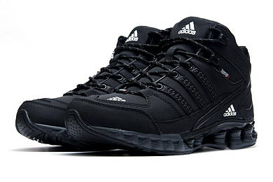 Кроссовки мужские Adidas Terrex, темно-синие (3196-2),  [  42  ]