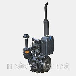 Двигун DL190-12(12 л. с.)