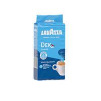 Кофе молотый Lavazza Dekaffeinato вакуум 250г.