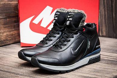 Зимние кроссовки в стиле Nike ACG, черные (3951-8),  [  40 (последняя пара)  ]