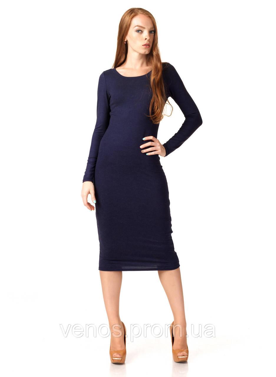 Женское платье миди .П_092
