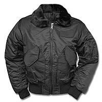 Куртка мужская зимняя CWU-45- SWAT JACKE M.ABNEHMB. цвет черный Mil-Tec Германия