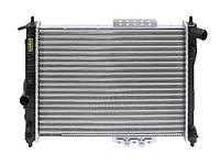 Радиатор охлаждения Daewoo Lanos алюм EuroEx без кондиционера