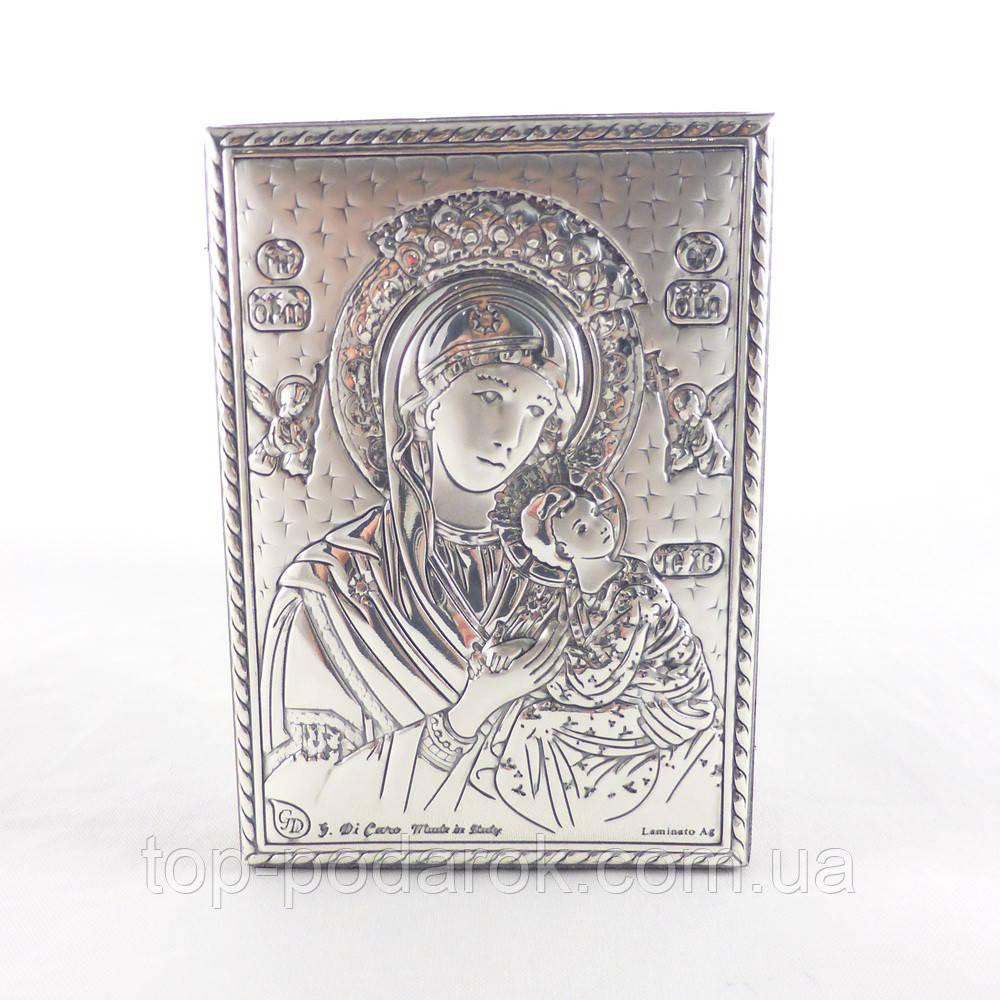 Ікона Свята Марія на дерев'яній основі