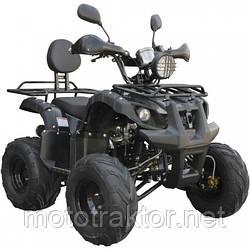 Квадроцикл SP125-5 (с задним ходом, колеса 17*7-8 /  R18*9.5-8, передние и задние дисковые тормоза)