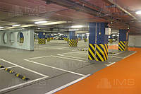 Гидроизоляция деформационных швов паркинга