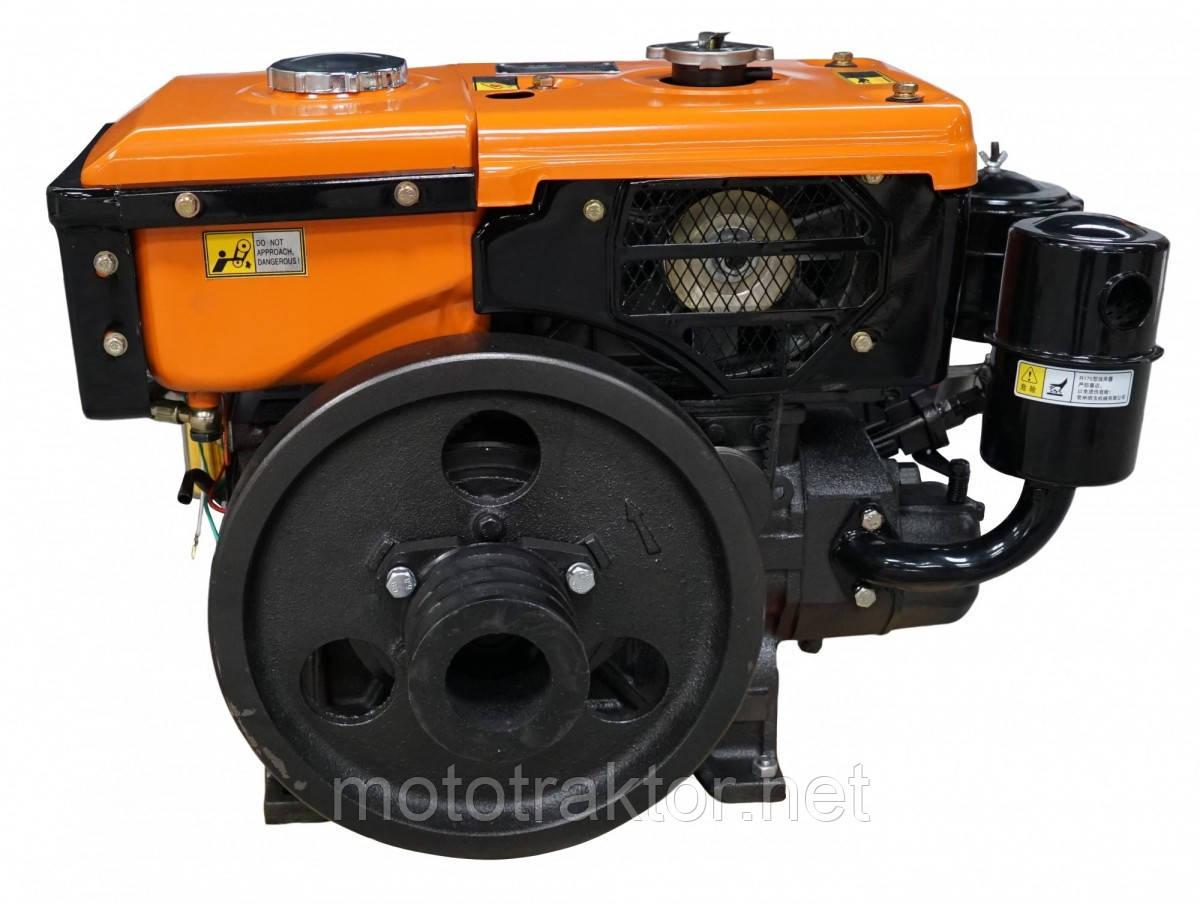Двигатель Файтер R180AN 8л.с. ручной стартер
