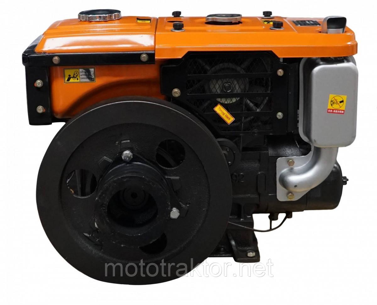 Двигатель Файтер R190AN 10л.с. ручной стартер
