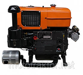 Двигун Файтер ZS1115E 20л.с. з електростартером