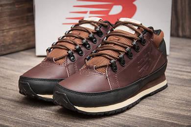 Кроссовки мужские в стиле New Balance 754, коричневые (11102),  [  42 43  ]