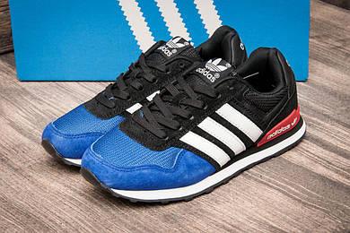 Кроссовки женские в стиле Adidas ZX Racer, синий (2551-1),  [  37 38 39  ]