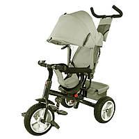 Велосипед детский трехколесный Baby Tilly T-371 Beige