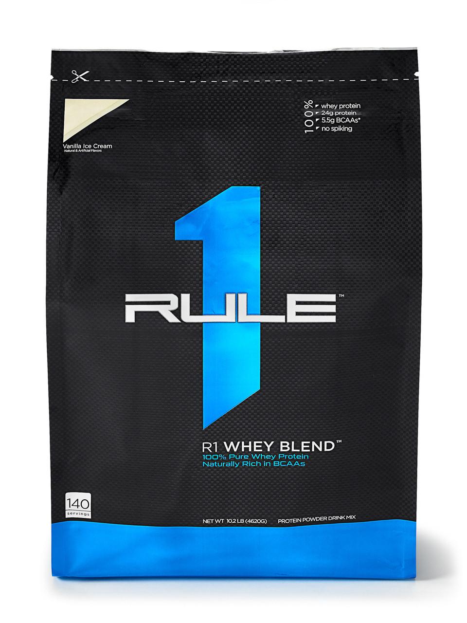 R1_Whey Blend 4,7 кг - Chocolate Fudge
