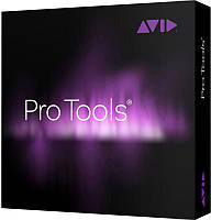 Программное обеспечение AVID Pro Tools - Annual Subscription (Card and iLok)