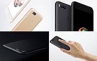 "Глобальная версия Xiaomi Mi A1 4/32Gb / black / 5.5"" Snapdragon 625 / 12Мп OV12A10 / 3080 mah, фото 1"