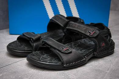 Сандалии мужские Adidas Summer, черные (13311),  [  44 (последняя пара)  ]