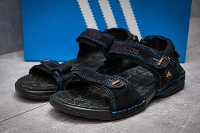 Сандалии мужские Adidas Summer, черные (13315),  [  43 44  ]