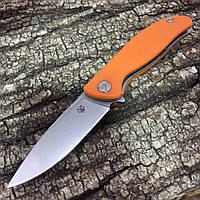 Нож Широгоров Флиппер F3 Mini (Реплика) оранж., фото 1