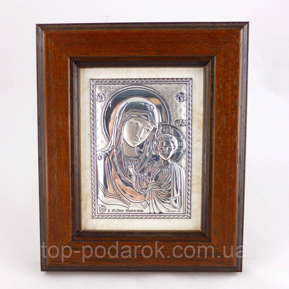 Казанська ікона в дерев'яній рамці в шкатулці