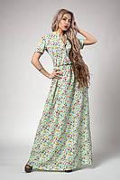 Платье летнее в пол, фото 1