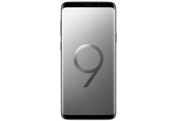 Samsung G965FD Galaxy GB S9 Plus Titanium Grey