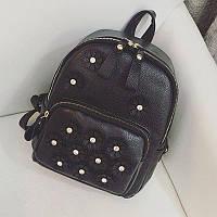 Рюкзак черного цвета прогулочный, фото 1