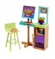 "Набор мебели для куклы Барби ""На работе"" Barbie"