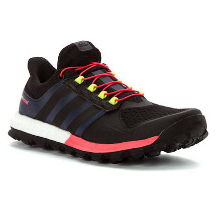 Кроссовки Adidas Adistar Raven Boost Black, фото 2