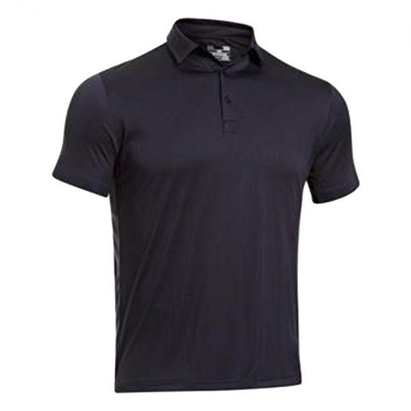 Футболка поло мужская Under Armour SOAS Coldblack Tactical Polo Black