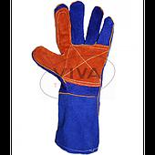 Краги синие Condor с кевларовой нитью