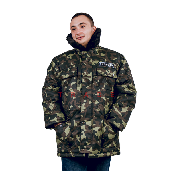 """Куртка """"Охрана"""""""