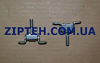 Завеса (петля) дверки духовки для плиты.Диаметр между отверстиями 40mm.