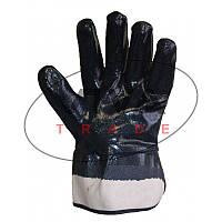 Перчатки с нитриловым покрытием Trident HAMMER