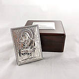 Икона Почаевская в деревянной шкатулке, фото 2
