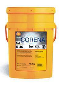 Масло компрессорное Shell Corena S3 R46 (20л.)