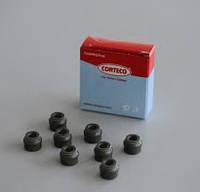 Сальники клапанов Ваз 2101-2108, Заз CORTECO 8 шт