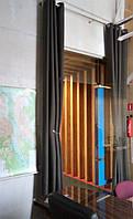 Текстильное оформление офисного помещения АШАН 5