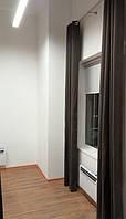Текстильное оформление офисного помещения АШАН 9