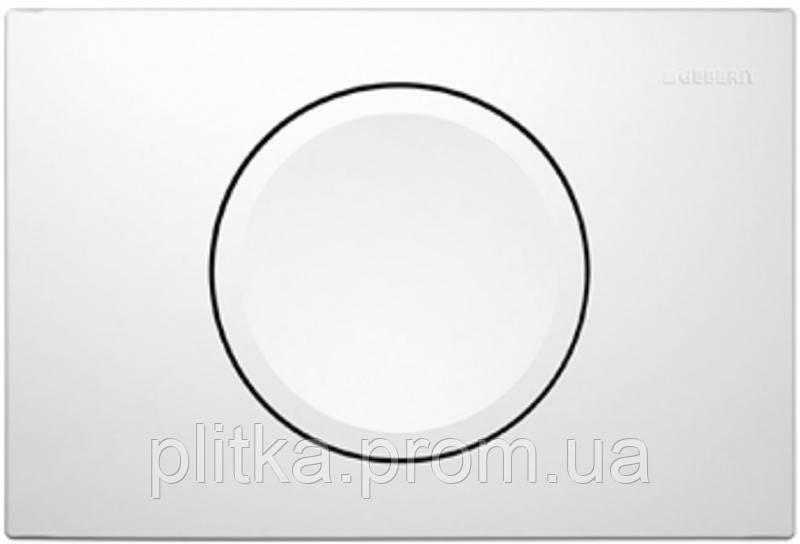 Кнопка для инсталляции Geberit Delta 11 115.120.11.1 белая