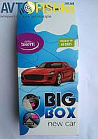 Автомобільний ароматизатор під СИДІННЯ TASOTTI big box (Нова Машина)