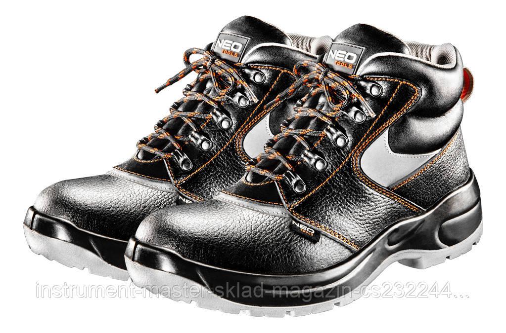 Купить Ботинки рабочие разм.45 Neo Tools 82-026