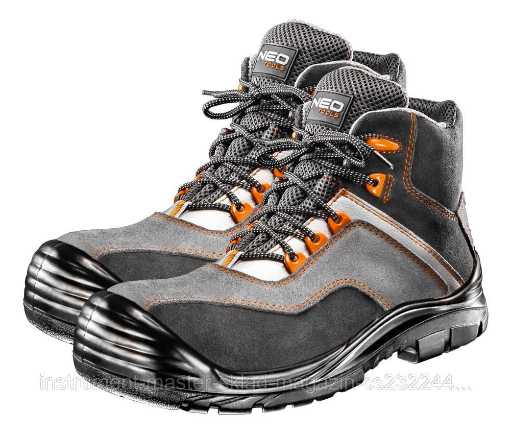 Купить Ботинки рабочие разм.41 Neo Tools 82-062