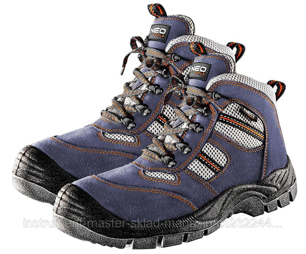 Купить Ботинки рабочие разм.47 Neo Tools 82-048
