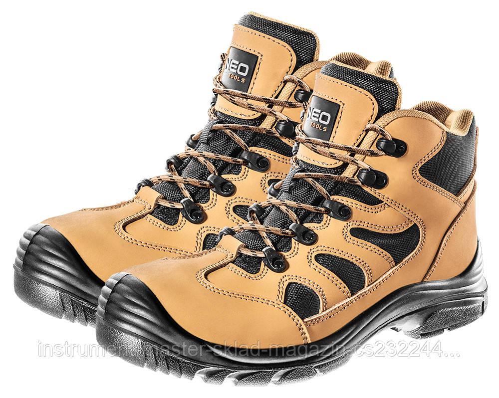 Купить Ботинки рабочие разм.43 Neo Tools 82-124