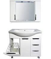 Комплект для ванной комнаты Грация Т-17К 85