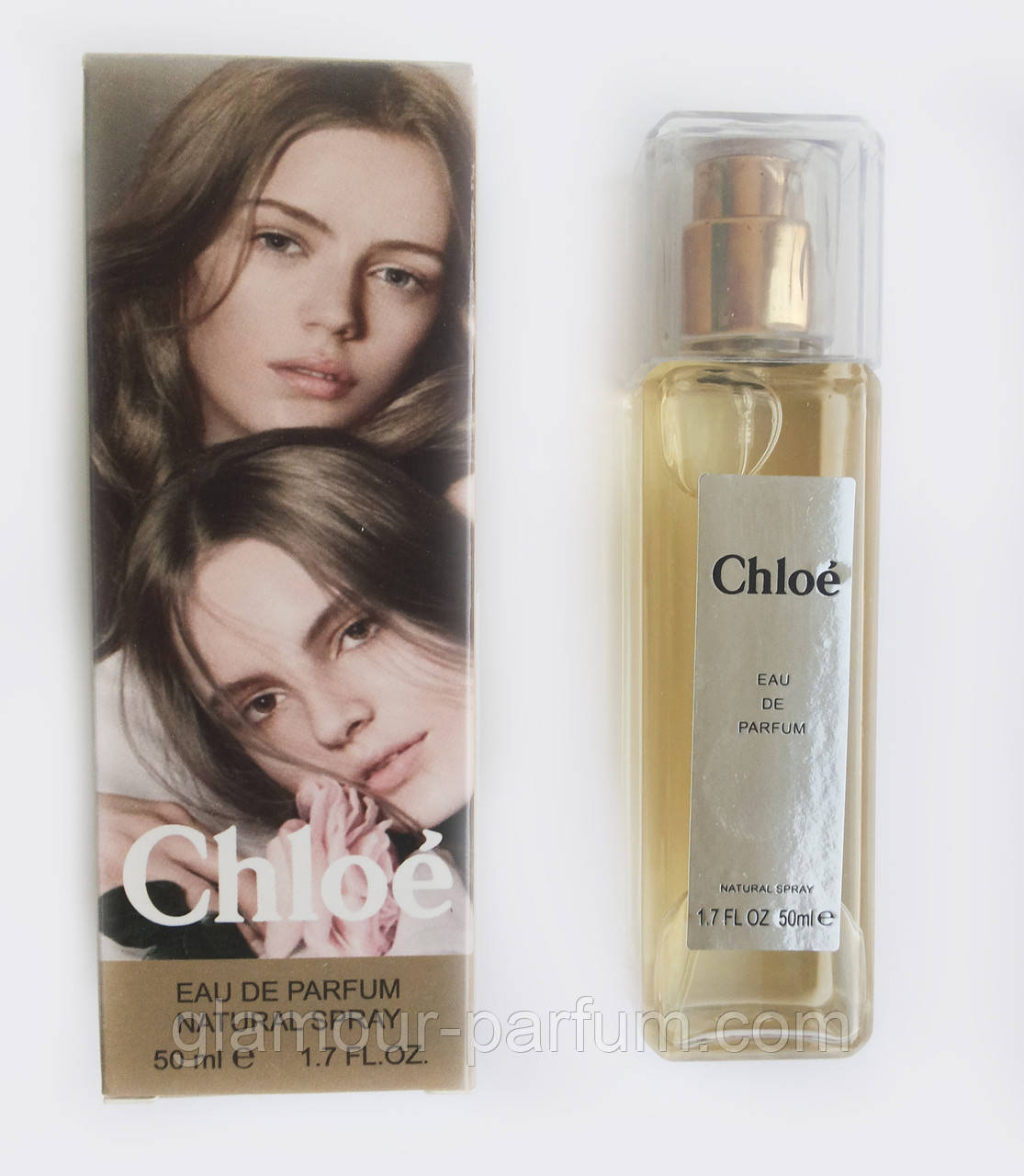 Мини-парфюм Chloe Eau De Parfum (Хлое О Де Парфюм) 50 мл.
