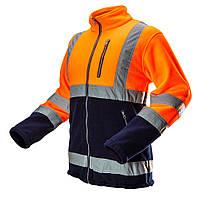 Куртка флисовая S/48 Neo Tools 81-741-S