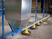 Оборудование для напольного выращивания бройлеров ОПБ-2